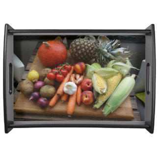 ADD YOUR OWN PHOTO OR TEXT SERVING TRAY