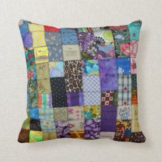 ADD YOUR OWN PHOTO OR TEXT THROW PILLOW