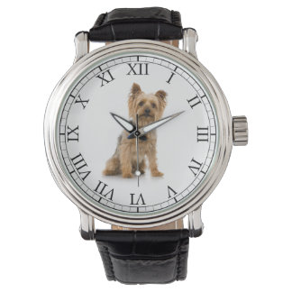 Add Your Pet's Photo Cute Dog Picture Watch