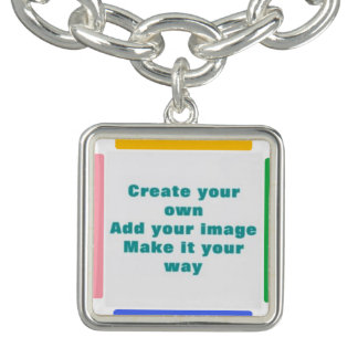 Add your photo bracelet
