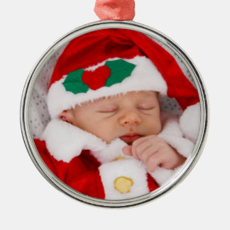 Add Your Photo Christmas Ornament
