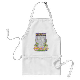 ADD YOUR PHOTO - Easter Egg Cookies Standard Apron