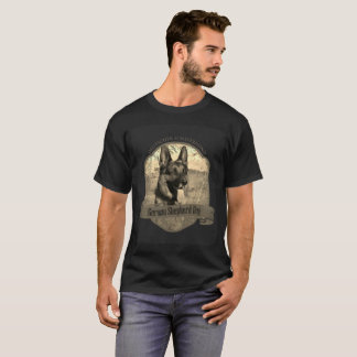 Add your photo German Shepherd T-shirt