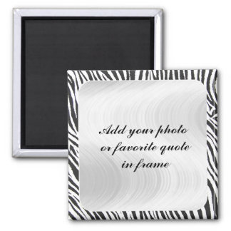 ADD YOUR PHOTO OR QUOTE -MAGNET SQUARE MAGNET