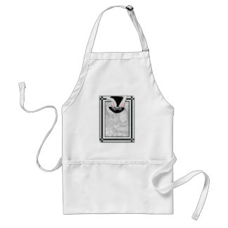 ADD YOUR PHOTO - Some Bunny Loves You Standard Apron