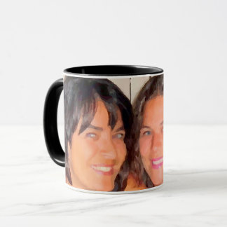 Add Your Picture Cool Sisters Mug