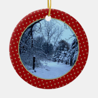 Add Your Picture Ornament