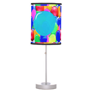 Add Your Text to the Balloon Table Lamp