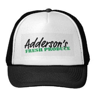 Adderson's Fresh Produce Trucker Hat