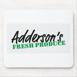 Adderson's Fresh Produce Mouse Pad