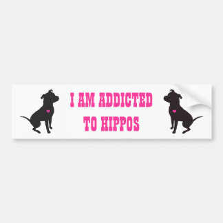 Addicted to love bumper stickers