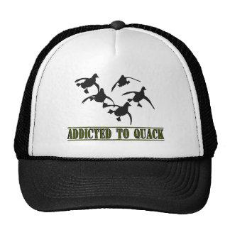 Addicted to Quack! Trucker Hat