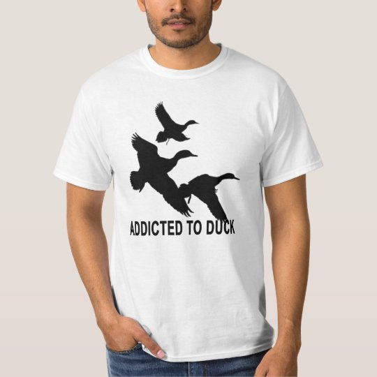 Addicted to Quack T-shirt ..png