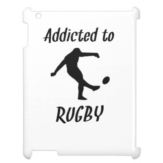 Addicted To Rugby Case For The iPad