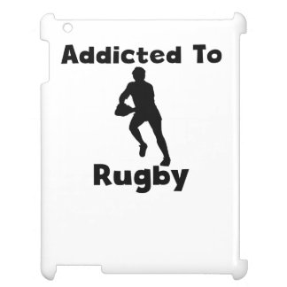 Addicted To Rugby Cover For The iPad 2 3 4