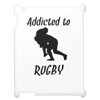 Addicted To Rugby Cover For The iPad