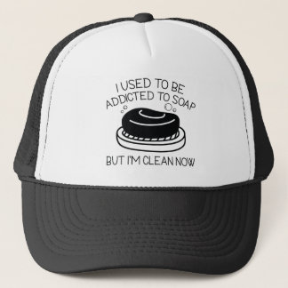 Addicted To Soap Trucker Hat
