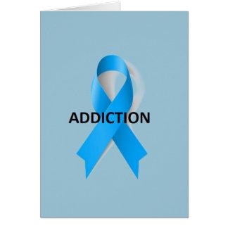 Addiction Card