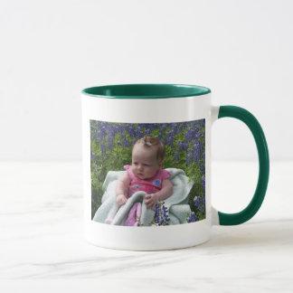 addies bluebonnet mug