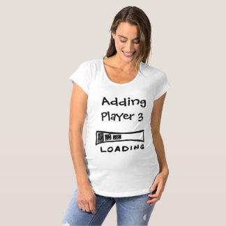 Adding Player | Maternity Shirt