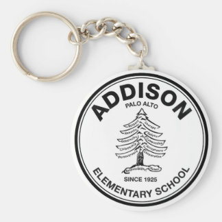 Addison keychain