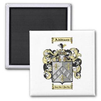 Addison Square Magnet