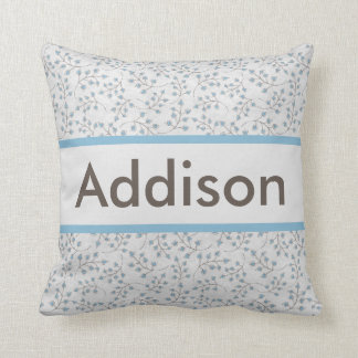 Addison's Personalized Pillow