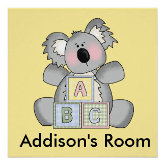 Addison's Room Perfect Poster