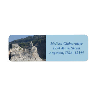 Address Labels--Rock Island Church
