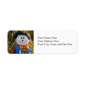 Address Labels:  Scarecrow