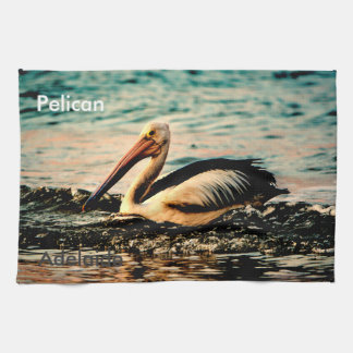 Adelaide Pelican Kitchen Towel