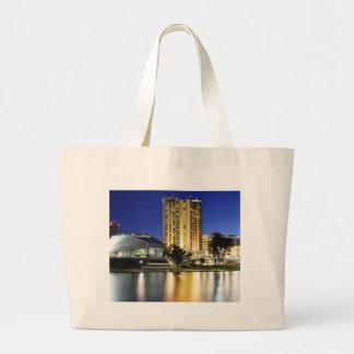 Adelaide River Torrens Large Tote Bag