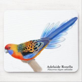 Adelaide Rosella Parrot Mousepad