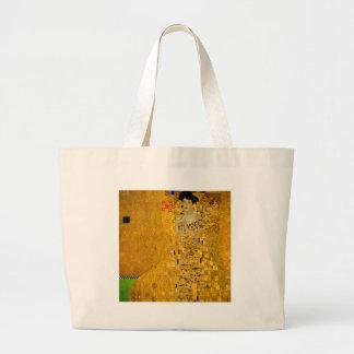 Adele Bloch Bauer Large Tote Bag
