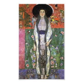 Adele Bloch by Gustav Klimt art nouveau art Photo