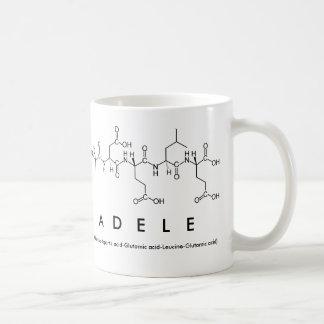Adele peptide name mug