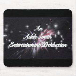Adele Smith Entertainment Mouse Pad