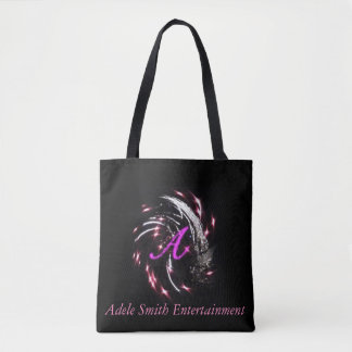 Adele Smith Entertainment Tote Bag