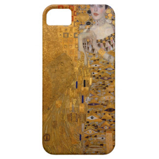 Adele, The Lady in Gold - Gustav Klimt iPhone 5 Covers