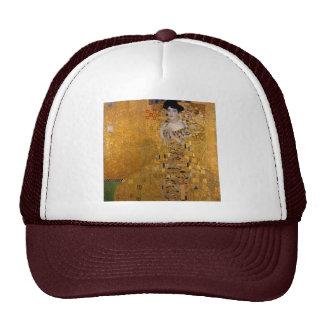 Adele, The Lady in Gold - Gustav Klimt Trucker Hat