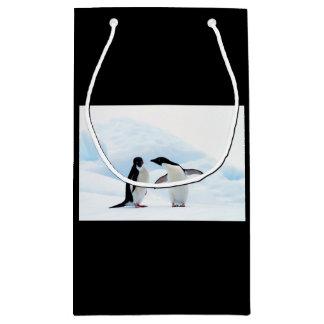 Adelie Penguins Small Gift Bag