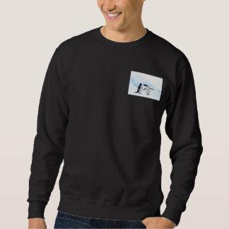 Adelie Penguins Sweatshirt