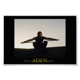 ADEN ~ Isaac Poster