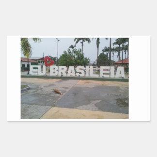 adesivo Brasileia Sticker