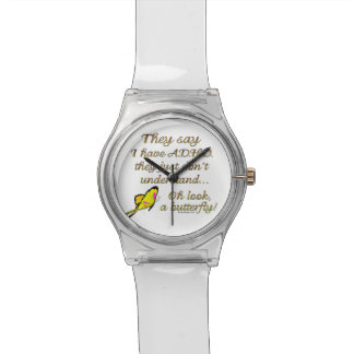 ADHD Butterfly Watch