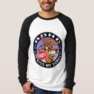 ADHD Can Kiss My Donkey T-Shirt