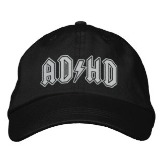 ADHD Cap Embroidered Hats