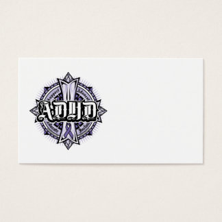 ADHD Celtic Cross Business Card