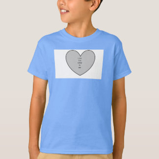 ADHD Love the Child T-Shirt