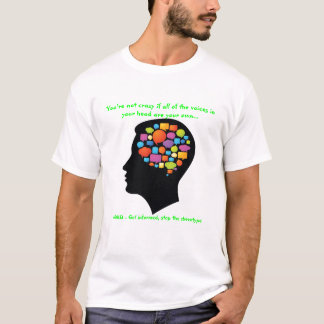 ADHD Voices Awareness T-Shirt